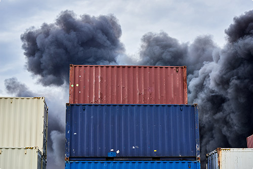 Transport des marchandises dangereuses en 2019. Des chiffres alarmants.